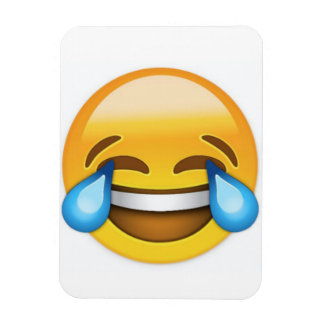 Emoji Photo Magnet
