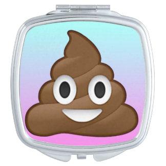 Emoji Poop Mirror Vanity Mirror