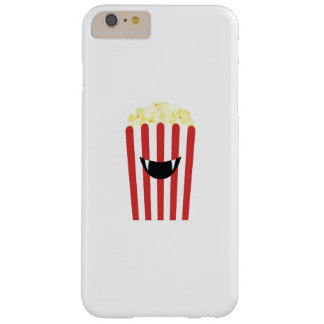 Emoji Popcorn Halloween - Halloween Funny Gift Barely There iPhone 6 Plus Case