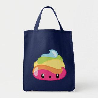 Emoji Raimbow Poop! Tote Bag