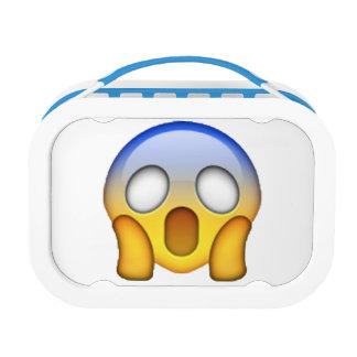 Emoji - Screaming Lunch Box