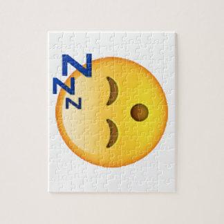 Emoji - Sleeping Jigsaw Puzzle