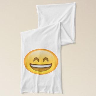 Emoji - Smile Closed Eyes Scarf