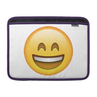 Emoji - Smile Closed Eyes Sleeve For MacBook Air