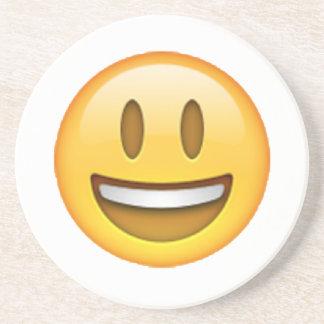 Emoji - Smile Open Eyes Coaster