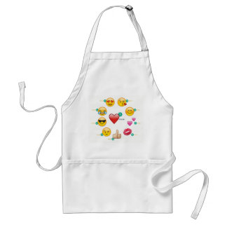 emoji standard apron