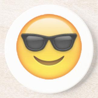 Emoji - Sunglasses Coaster