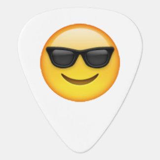 Emoji - Sunglasses Guitar Pick