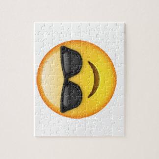 Emoji - Sunglasses Jigsaw Puzzle