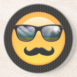 Emoji Super Shady ID230 Coasters