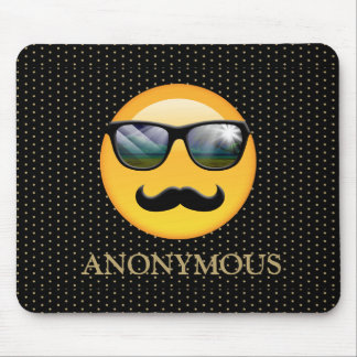 Emoji Super Shady ID230 Mouse Pad
