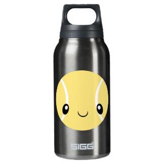 Emoji Tennis Ball Insulated Water Bottle