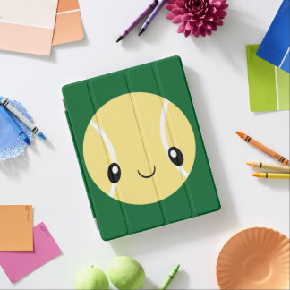 Emoji Tennis Ball iPad Cover