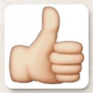 Emoji - Thumbs Up Coaster