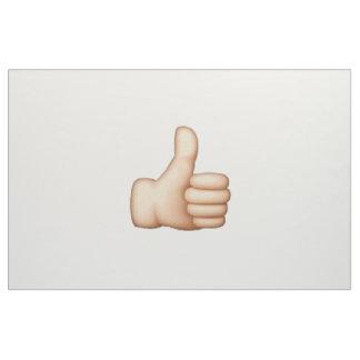 Emoji - Thumbs Up Fabric