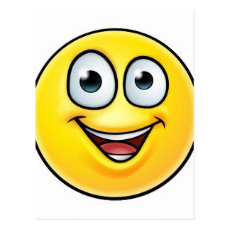 Emoji Thumbs Up Icon Postcard