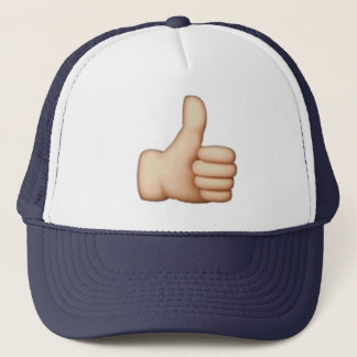 Emoji - Thumbs Up Trucker Hat