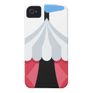 Emoji Twitter - Circus Tent iPhone 4 Cover