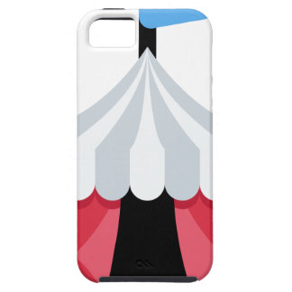 Emoji Twitter - Circus Tent iPhone 5 Covers