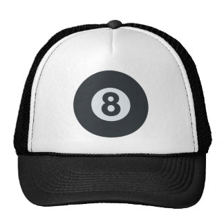 Emoji Twitter - Eight ball Pool Cap