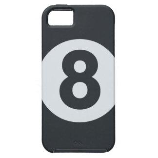 Emoji Twitter - Eight ball Pool iPhone 5 Case