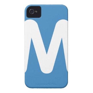 Emoji Twitter - Letter M