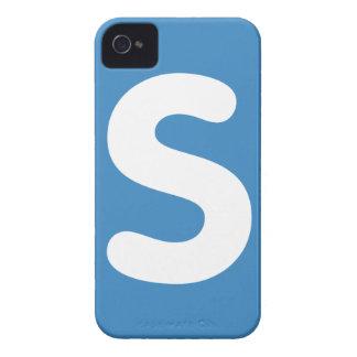 Emoji Twitter - Letter S