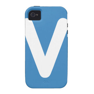 Emoji Twitter - Letter V