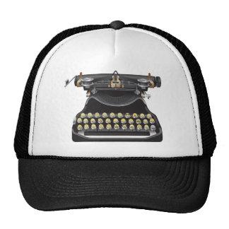 Emoji Typewriter Cap