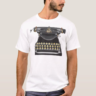 Emoji Typewriter T-Shirt