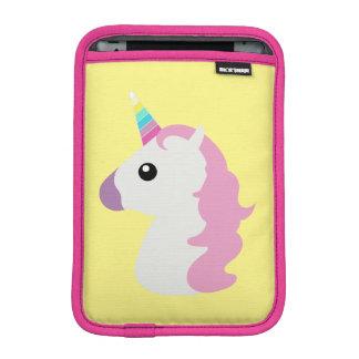 Emoji Unicorn iPad Mini Sleeve