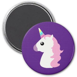 Emoji Unicorn Magnet