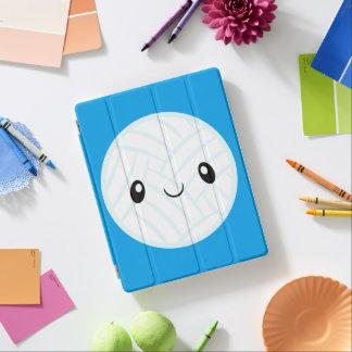 Emoji Volleyabll iPad Cover