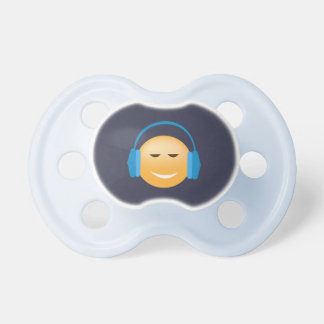 Emoji With Headphones Dummy