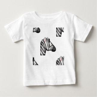 emoji zebra baby T-Shirt