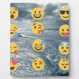 Emojis Plaque