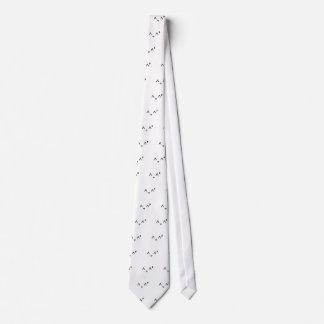 Emoticon: Embarrassed Tie