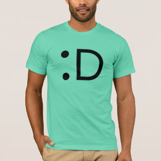 Emoticon Laughing T-Shirt