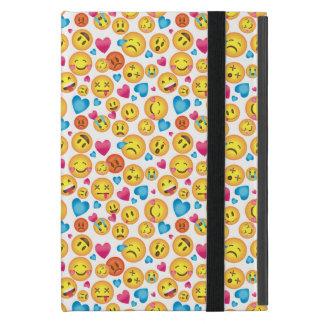 Emoticon print iPad Case