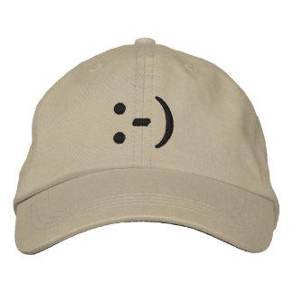 Emoticon, Smiley Face Baseball Cap