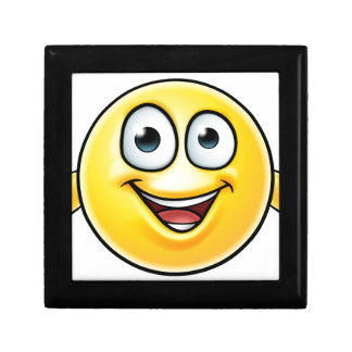 Emoticon Thumbs Up Icon Gift Box