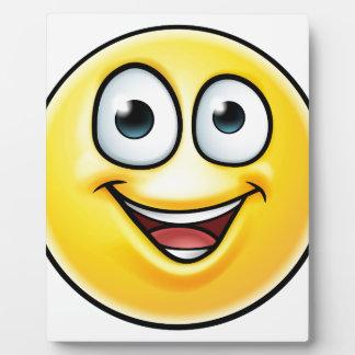 Emoticon Thumbs Up Icon Plaque