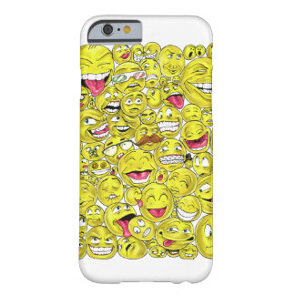 Emoticons Iphone Case White