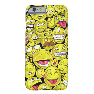 Emoticons Mobile Cover