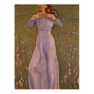 Emotion , 1900 postcard