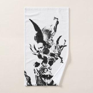 Emotional Tree Hand Towel