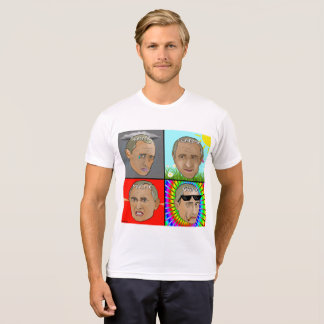 Emotional Vladimir Putin T-Shirt
