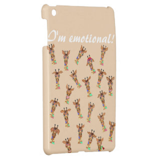 Emotions by The Happy Juul Company iPad Mini Cases