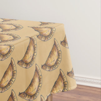 Empanadas Latin South American Fried Pastries Food Tablecloth