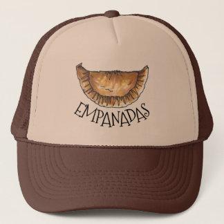 Empanadas Spanish Latin American Food Pastry Trucker Hat